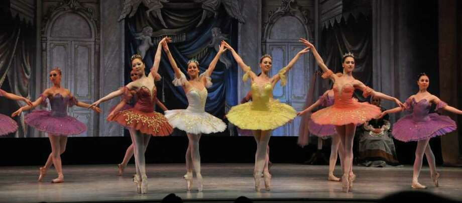 Fairfield University will present a performance of ìThe Sleeping Beautyî by the Moscow Festival Ballet Friday, March 30, at the Regina A. Quick Center for the Arts. Photo: Contributed Photo