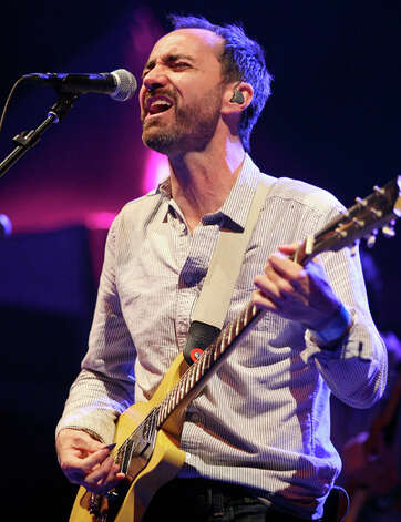 The Shins' James Mercer performs with the band during South by Southwest on March 15, 2012, in Austin.. Photo: EDWARD A. ORNELAS, Edward A. Ornelas/Express-News / © SAN ANTONIO EXPRESS-NEWS (NFS)