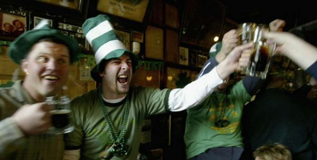 El Capataz Event: Saint Patrick's Day, March 17 Cost: N/A Featuring: Green beer, contests and more