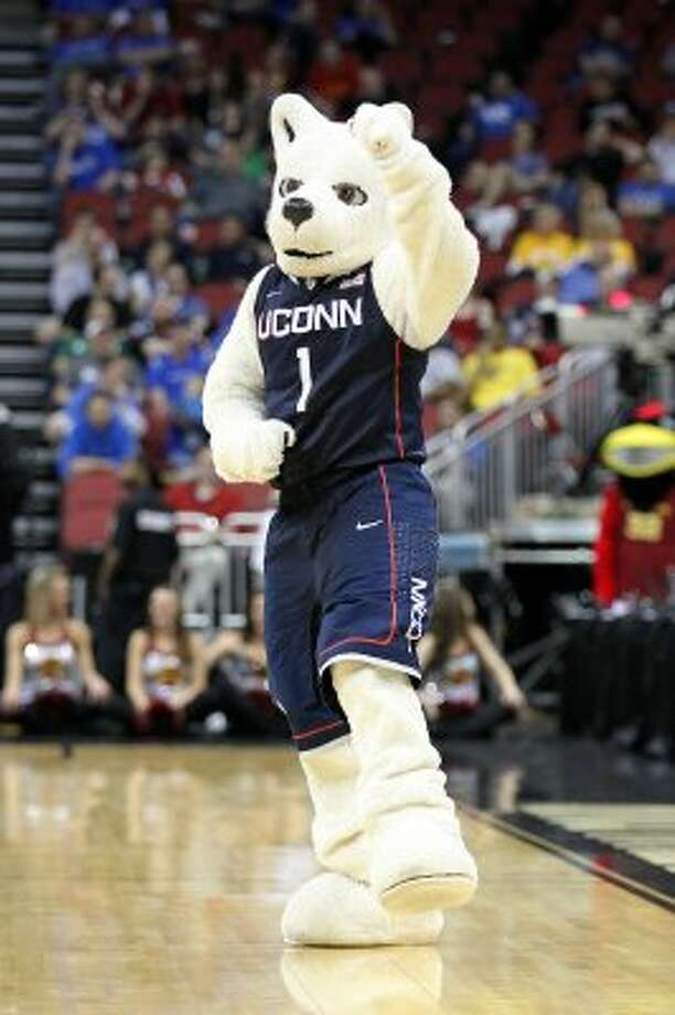 Trivia question: What is the name of UConn's husky? Answer: Jonathan. Yeah, way more boring than you though, right? (Andy Lyons / Getty Images)