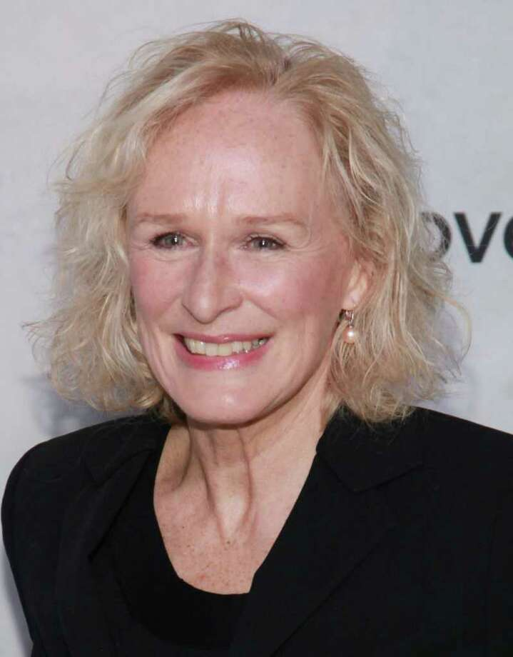 Actress  Glenn Close  is 65.  Photo: Astrid Stawiarz, Getty Images / 2012 Getty Images