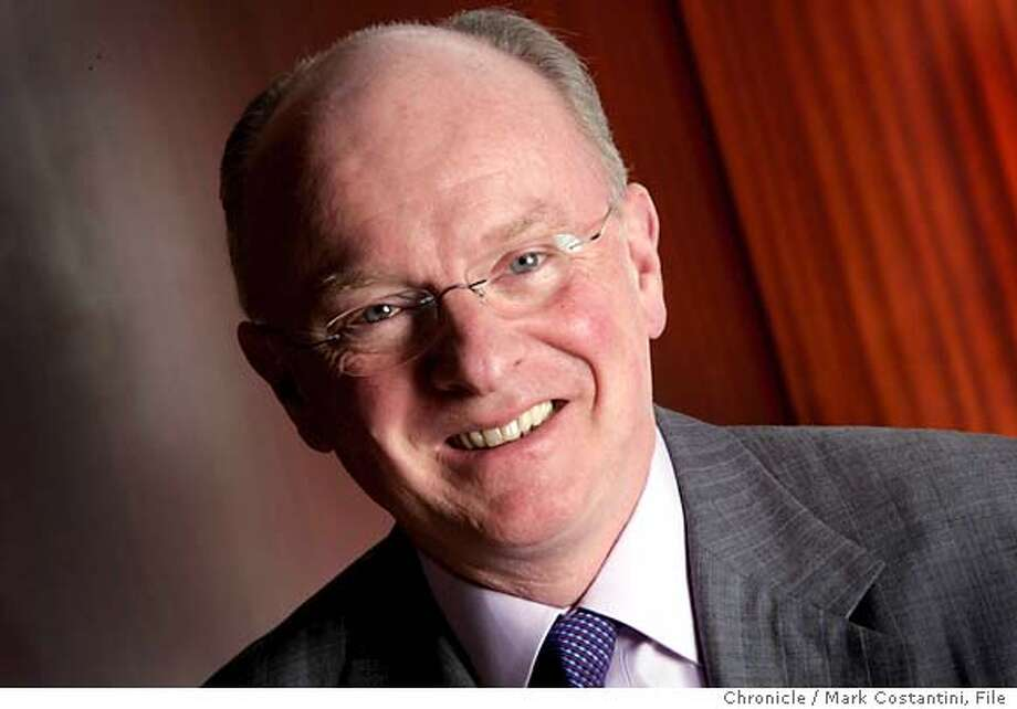 TOP200_Chevron_002_mc.jpg  Portrait of David O'Reilly, CEO of ChevronTexaco. For Chronicle Top 200 section or any other stroy involving ChevronTexaco.  Mark Costantini/San Francisco Chronicle