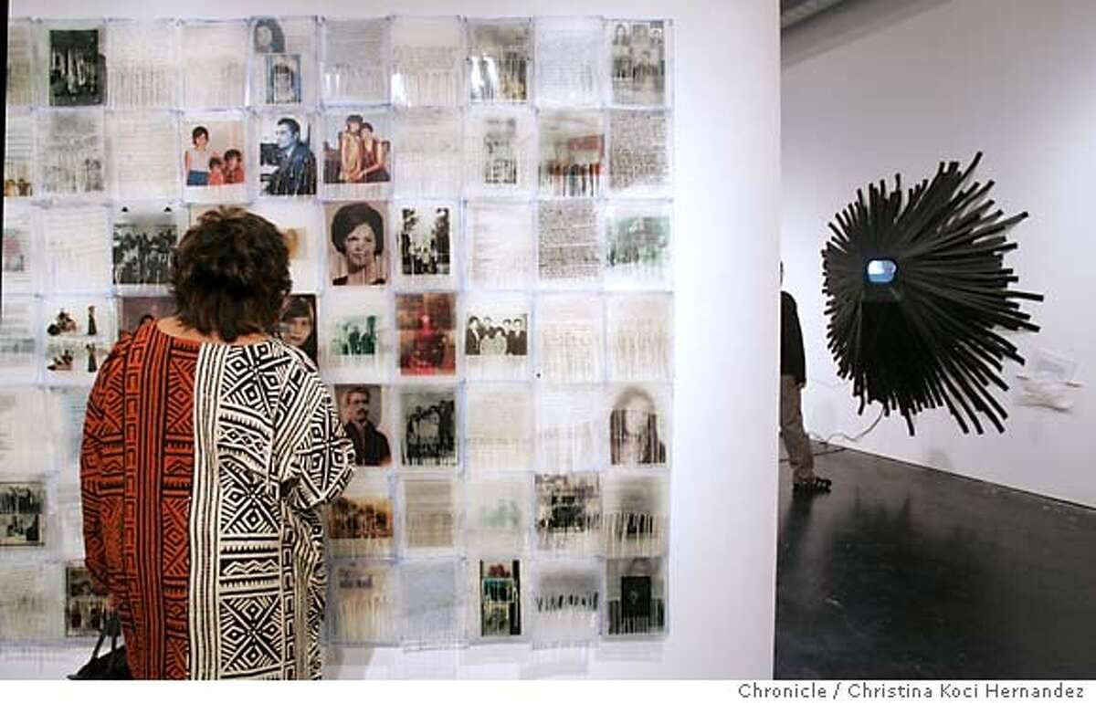 CHRISTINA KOCI HERNANDEZ A collective art project by Taraneh hemami,