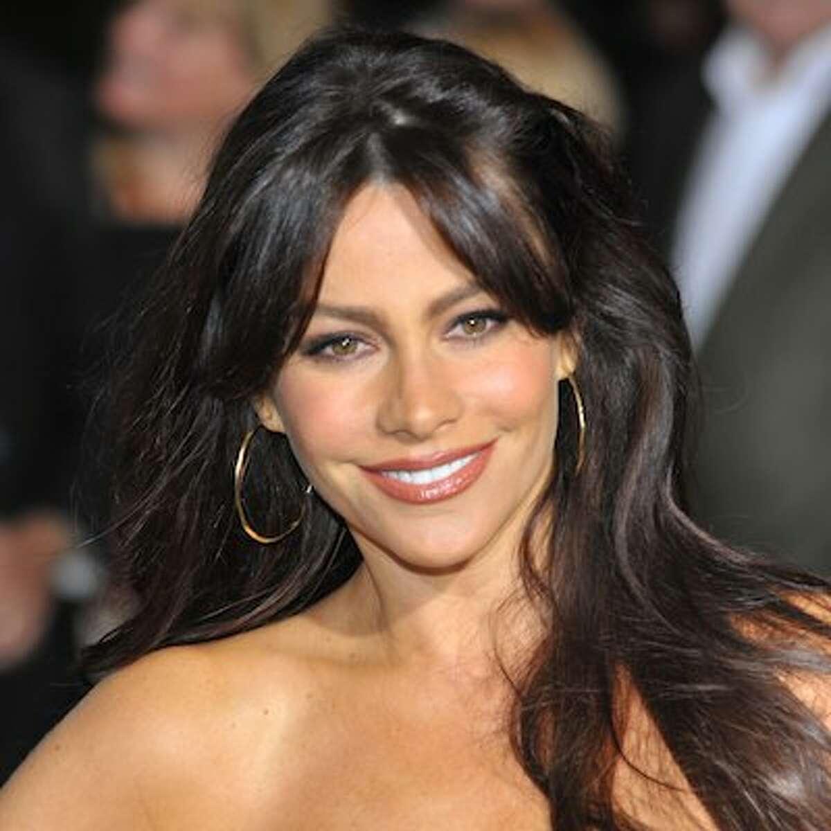 Actress Sofia Vergara arrives at the