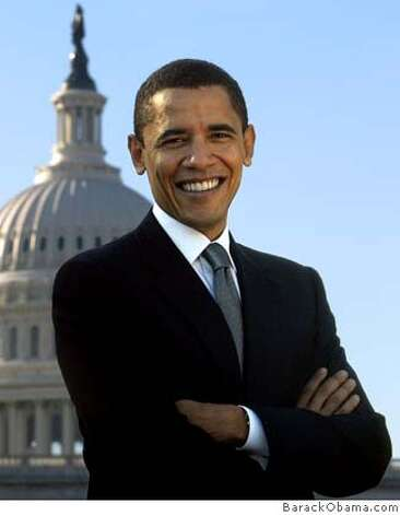 Democratic presidential candidate Barack Obama.  Photo by BarackObama.com