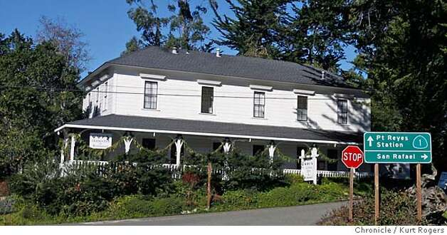 The Olema Inn, one of the Bay Area�s most historic buildings and home of one of the region�s best restaurants, is for sale.  FRIDAY, DECEMBER 22, 2006 KURT ROGERS/THE CHRONICLE OLEMA THE CHRONICLE  SFC OLWMA21_0138_kr.jpg MANDATORY CREDIT FOR PHOTOG AND SF CHRONICLE / -MAGS OUT Photo: KURT ROGERS/THE CHRONICLE