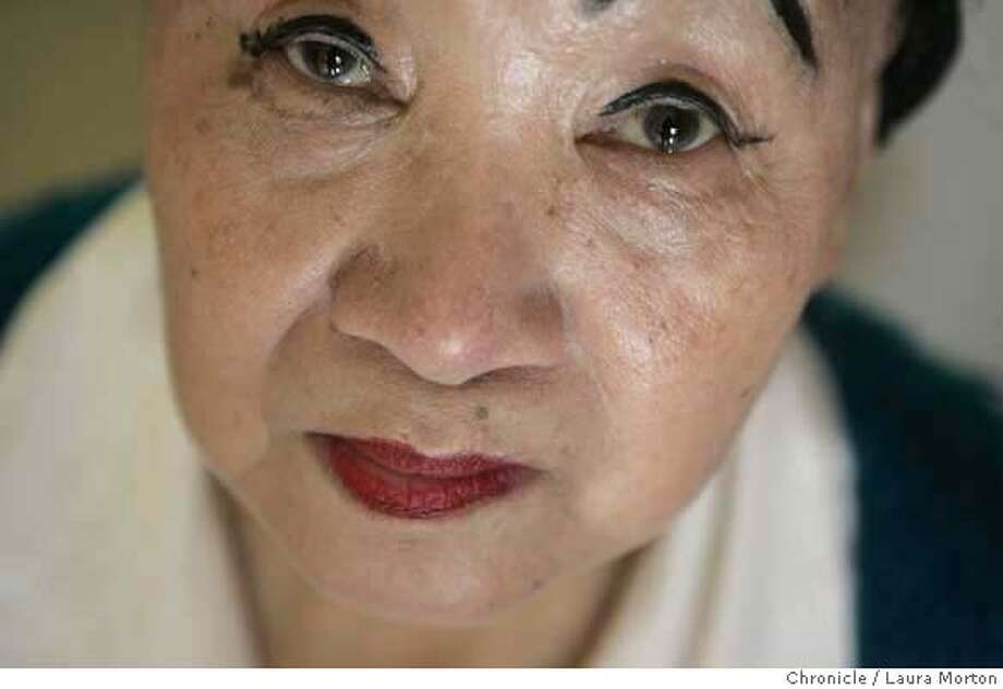 Meiko Yamaguchi needs help with her rent or she may lose the San Francisco apartment she says she's lived in for 40 years. Photo: Laura Morton