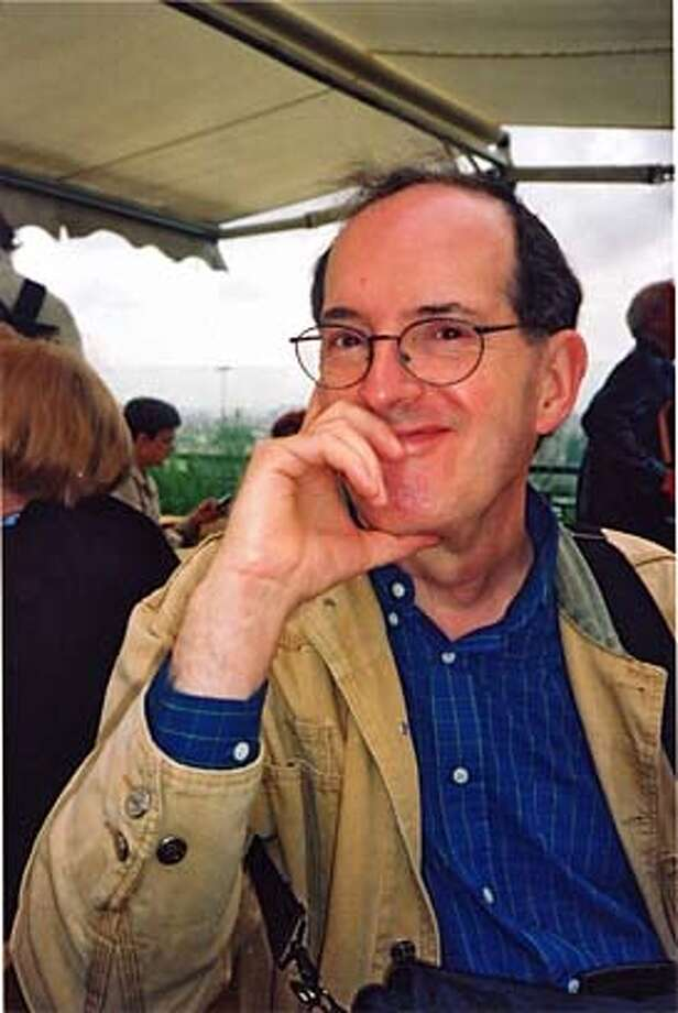 Photo of author Peter Rushforth. Ran on: 03-27-2005  Peter Rushforth BookReview#BookReview#Chronicle#03-27-2005#ALL#2star#e4#0422728940 Photo: Ho
