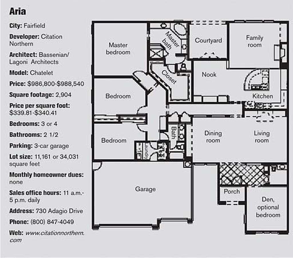 Citation Homes Floor Plans Home Plan