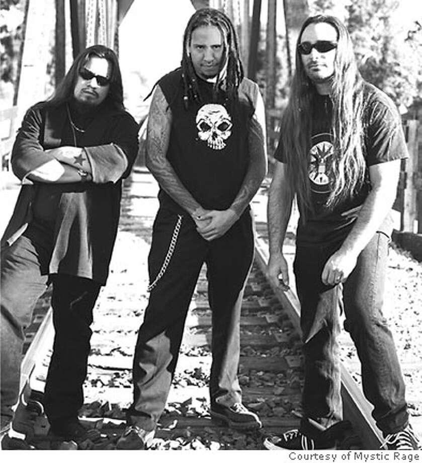 Band: Mystic Rage Credit: Courtesy of mystic rage Photo: Courtesy Of Mystic Rage