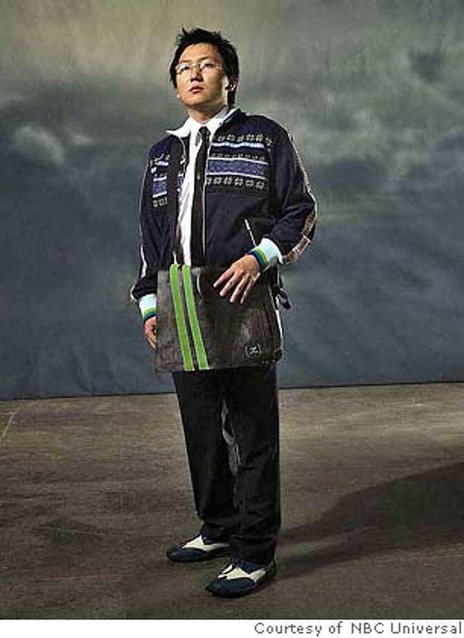 Geek God: Masi Oka, patron saint of overachievers. Courtesy of  NBC Universal