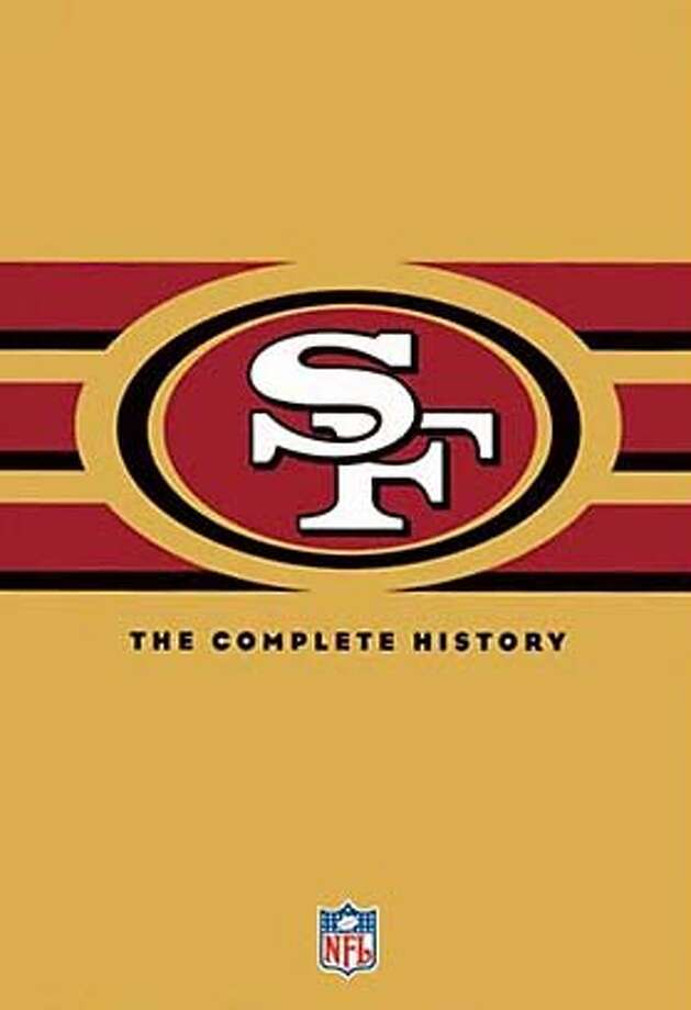 NFL History of the San Francisco 49ers (2006) handout Photo: Adfad