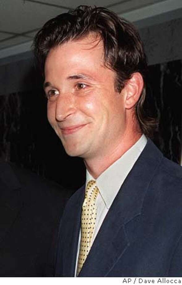 "Actor Noah Wyle was on TV's ""ER'' from 1994 to 2005. Associated Press photo, 1999, by Dave Allocca"