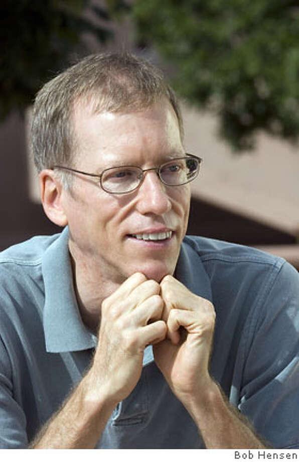 "Robert Hensen, author of ""The Rough Guide to Climate Change."" Credit: Bob Hensen Photo: Bob Hensen"