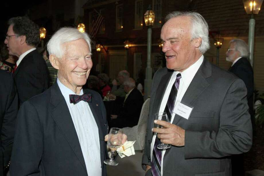 Were you Seen celebrating 31 years of choral music at the Albany Pro Musica Gala at The Desmond in Colonie on Friday, March 16, 2012? Photo: Joe Putrock/Special To The Times Union