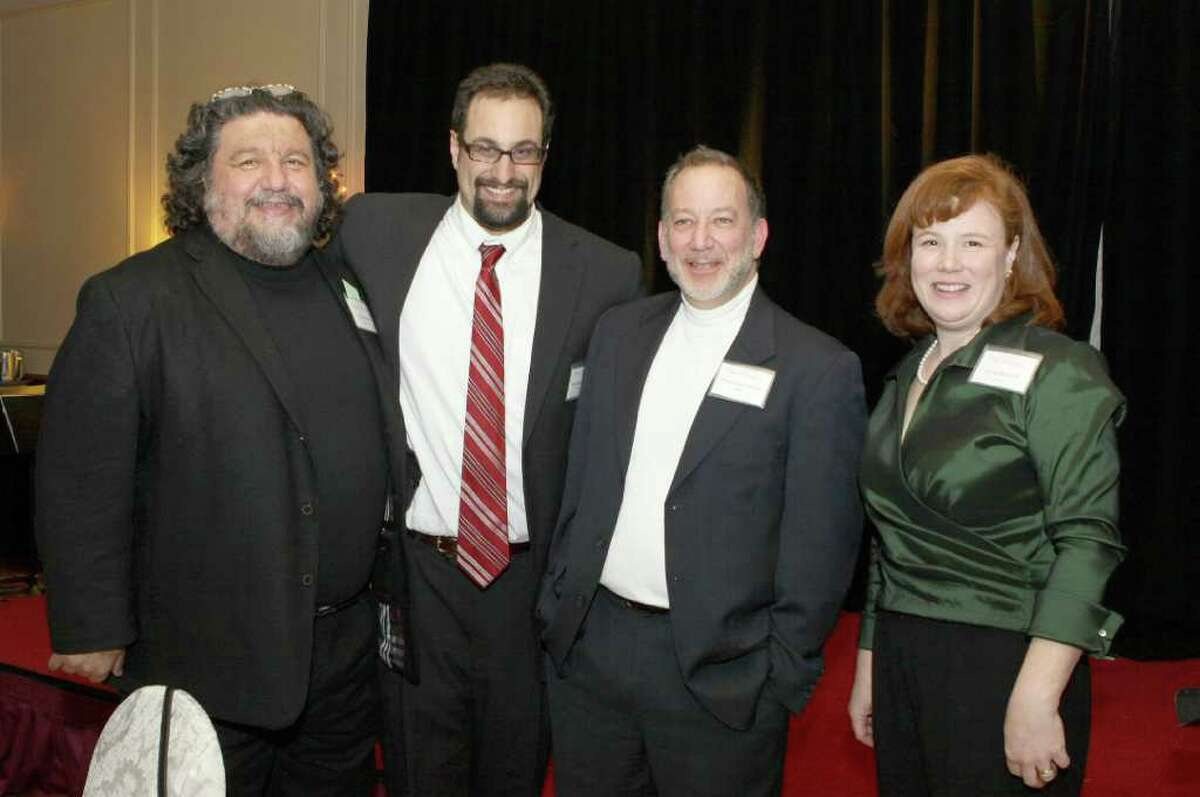 Were you Seen celebrating 31 years of choral music at the Albany Pro Musica Gala at The Desmond in Colonie on Friday, March 16, 2012?