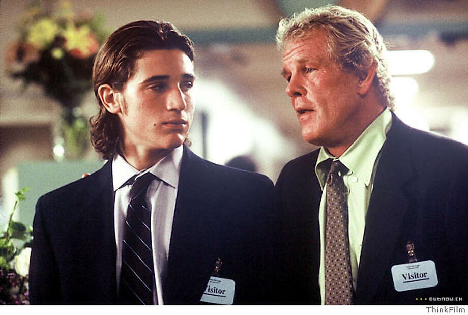 """Trevor Morgan and Nick Nolte in """"Off the Black"""" 2006 directed by James Ponsoldt Photo: ThinkFilm"""