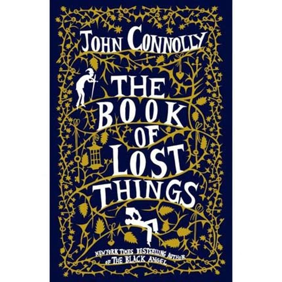 """The Book of Lost Things"" by John Connolly"