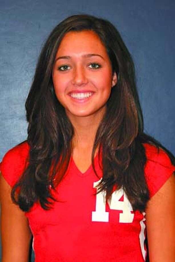 Athlete: Amy Martini, Campolindo High volleyball. Photo: Adfad