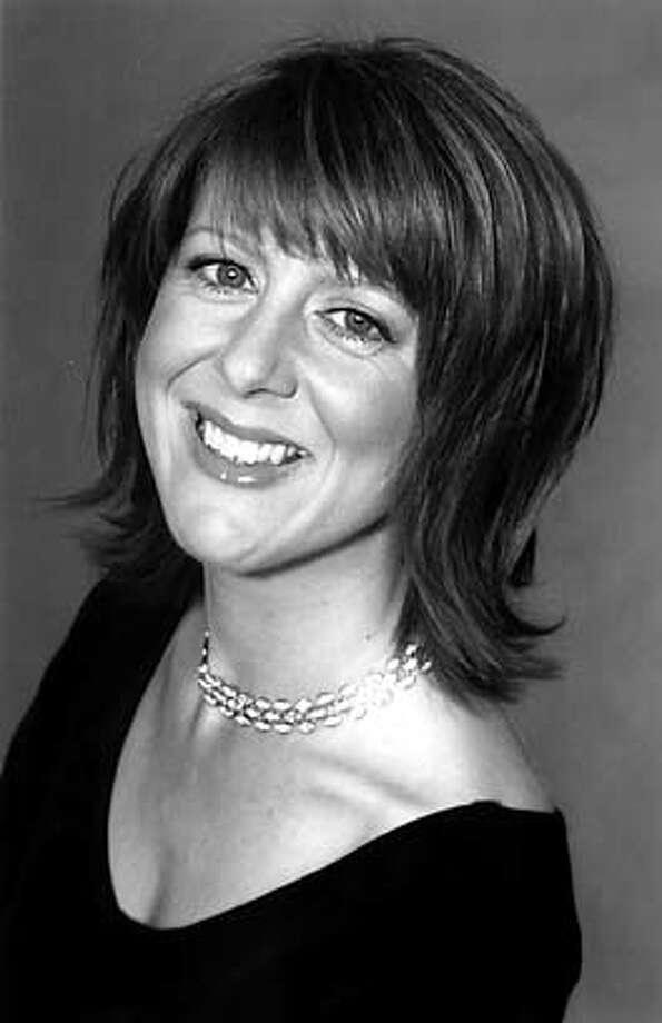 �Photo of soprano Suzanne Ryden. Photo: Handout