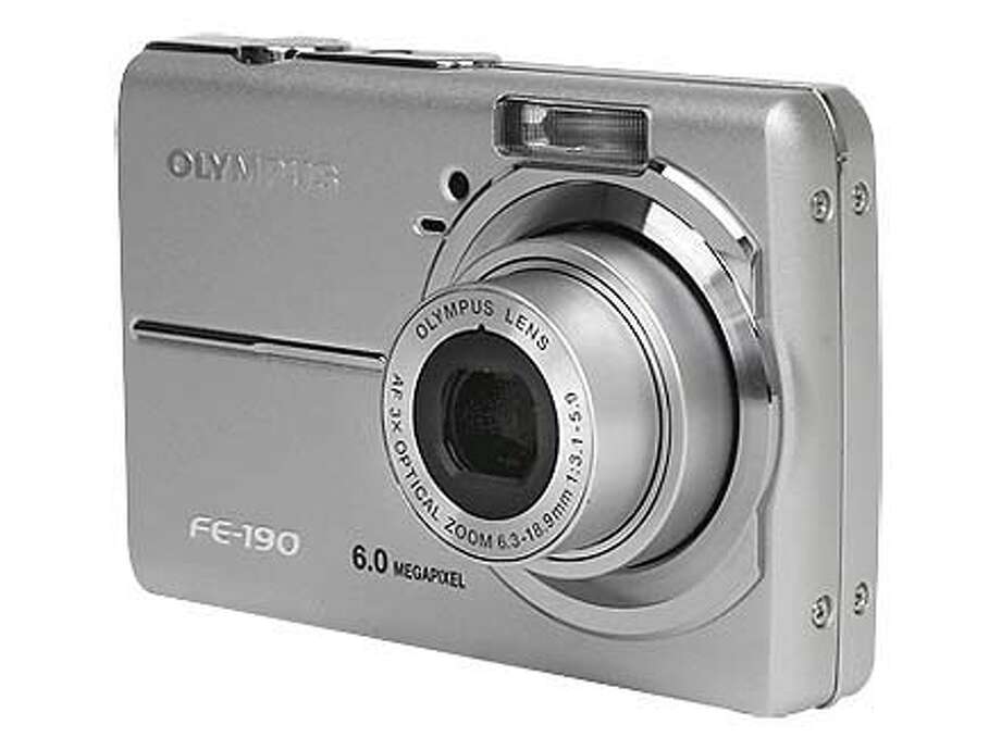 �Great cameras for less than $200 - Olympus FE 190. Photo: CNET