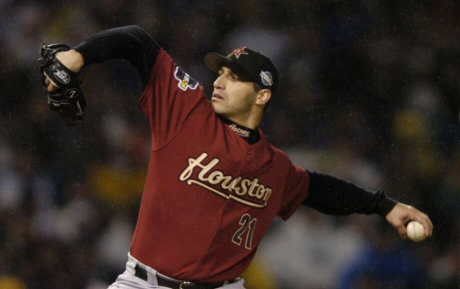 Andy Pettitte played at Deer Park High School. He spent the majority of his career with the New York Yankees, but had a three-year stint with the Astros. He was a three-time All Star and five-time World Series champion.