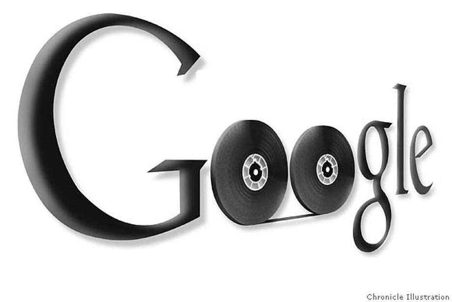Google: The Lost Tapes. Chronicle Illustrationb