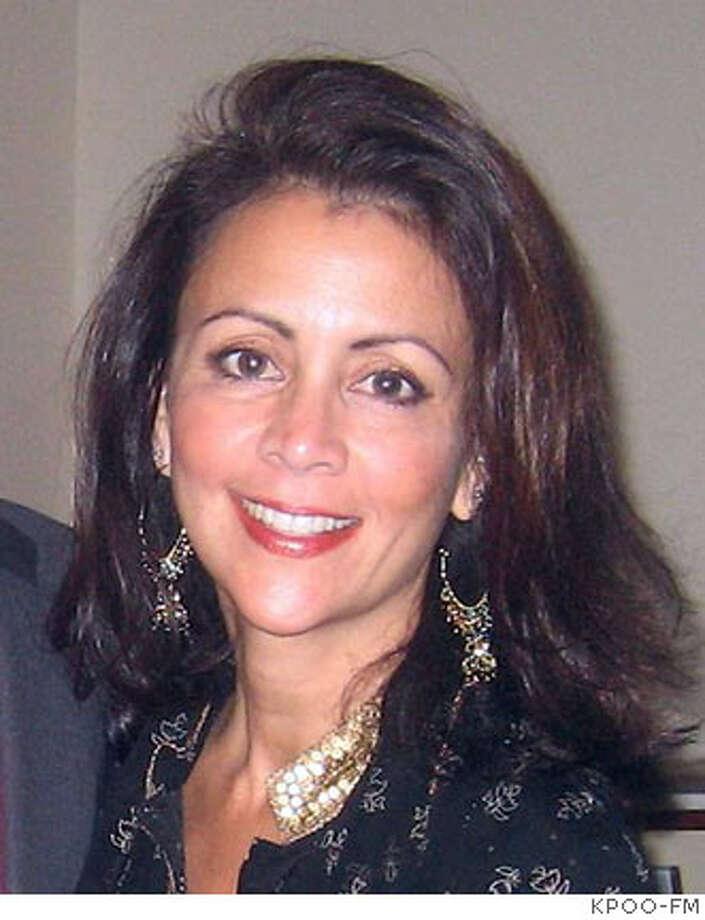 Celeste Perry of KPOO radio Photo: KPOO