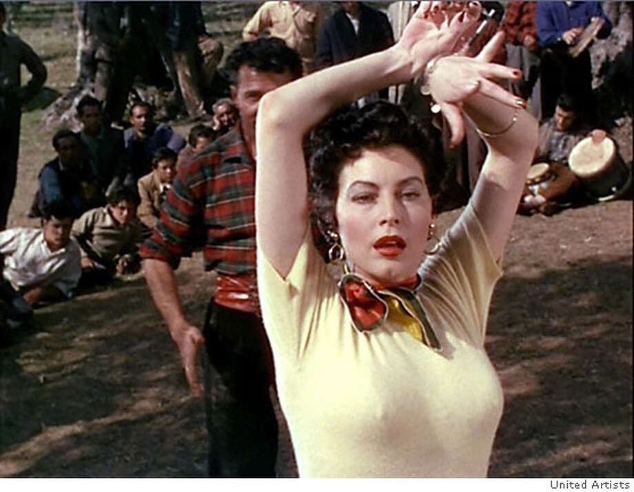 "Ava Gardner in ""The Barefoot Contessa"" 1954  Ran on: 12-03-2006  Daniel Craig in &quo;Casino Royale&quo;: a Bond like no other. Photo: United Artists"