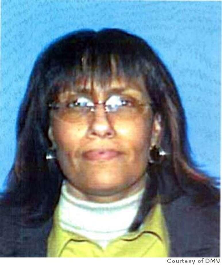 DMV photo of Genevieve Monica Paez. Credit: Courtesy of DMV Photo: DMV
