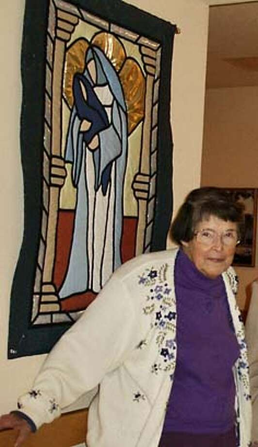Obituary photo of Sister Mary Lou Warner. Photo: Handout