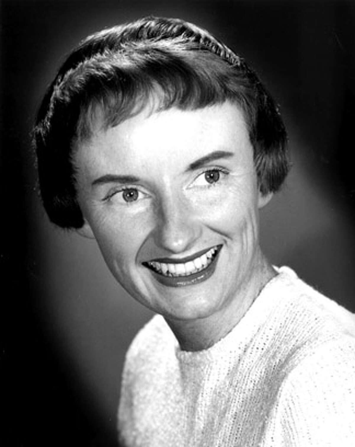 Phyllis Diller, ~1955 no credit info