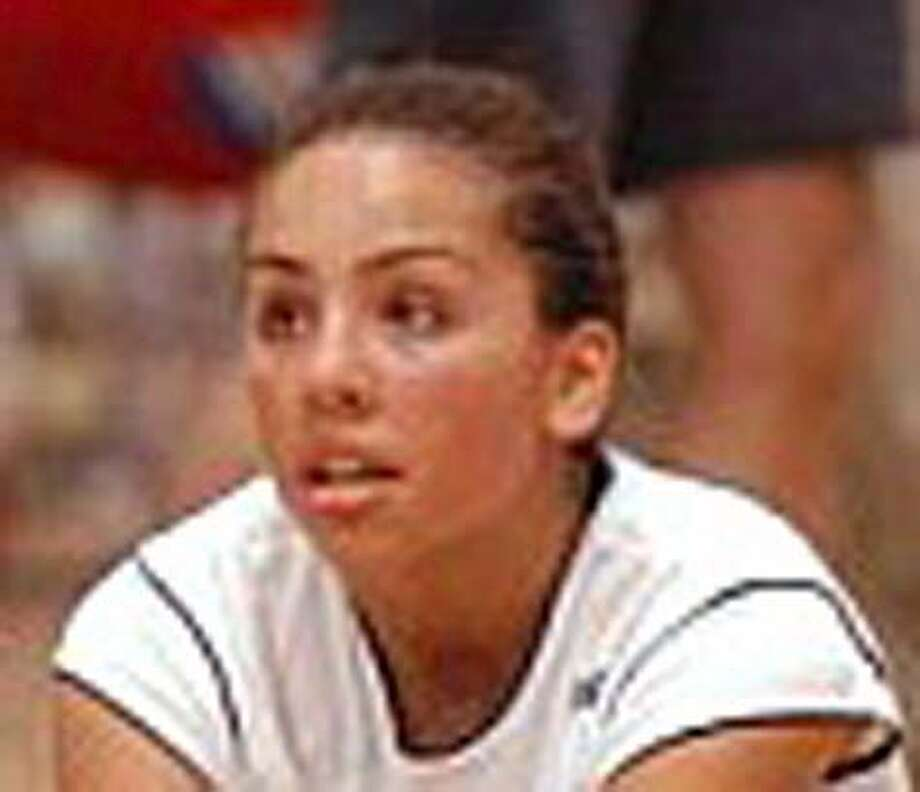 Tarah Murrey, St. Mary's-Berkeley junior volleyball player. Photo: Handout