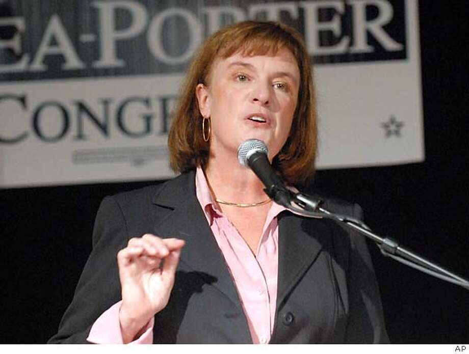 Carol Shea-Porter was elected to Congress in New Hampshire. Associated Press Photo