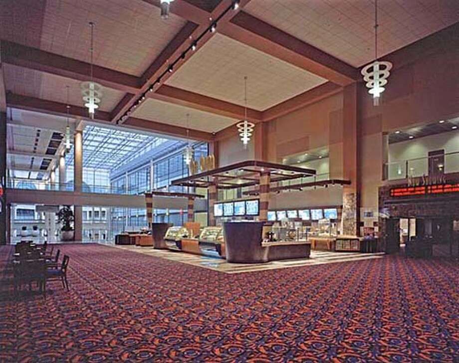 Photo of Century Theaters at the Westfield San Francisco Centre. Photo: Handout