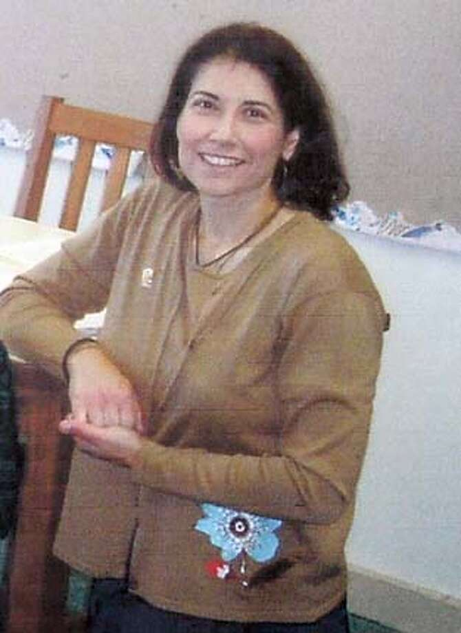 mantas1_lm.JPG  Copy photo of homicide victim Dimitra Mantas. Photo courtesy of Greek Orthodox Church in Oakland. / The Chronicle MANDATORY CREDIT FOR PHOTOG AND SF CHRONICLE/ -MAGS OUT Photo: Mangelsdorf, Liz