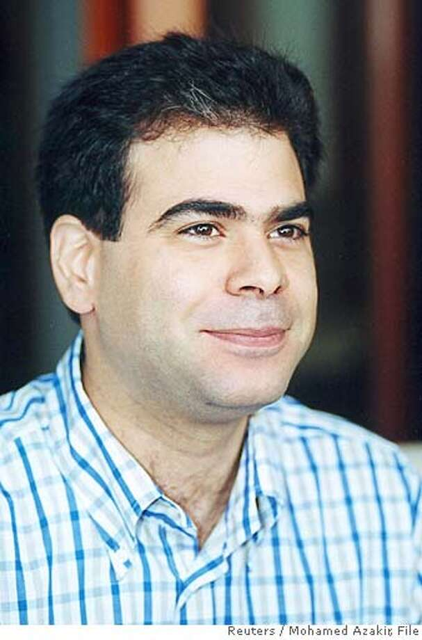 Lebanon's Industry Minister Pierre Gemayel is seen in this undated file photo. Gemayel, an outspoken critic of Syria, was assassinated near Beirut on Tuesday, security sources said November 21, 2006. REUTERS/Mohamed Azakir/Files (LEBANON) Photo: MOHAMED AZAKIR