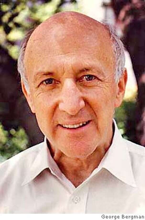 �Obituary photo of Leon Henkin. Photo by George Bergman Photo: George Bergman