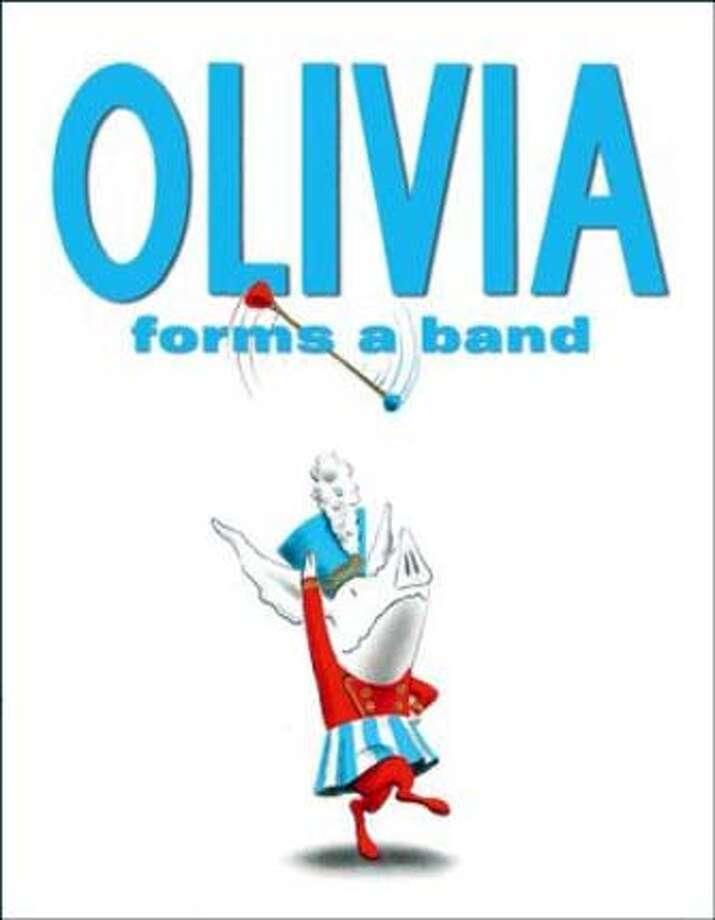 """Olivia Forms a Band"" by Ian Falconer"