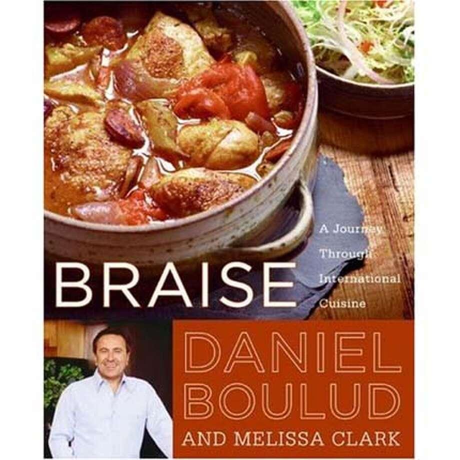 """""""Braise"""" by Daniel Boulud and Melissa Clark"""