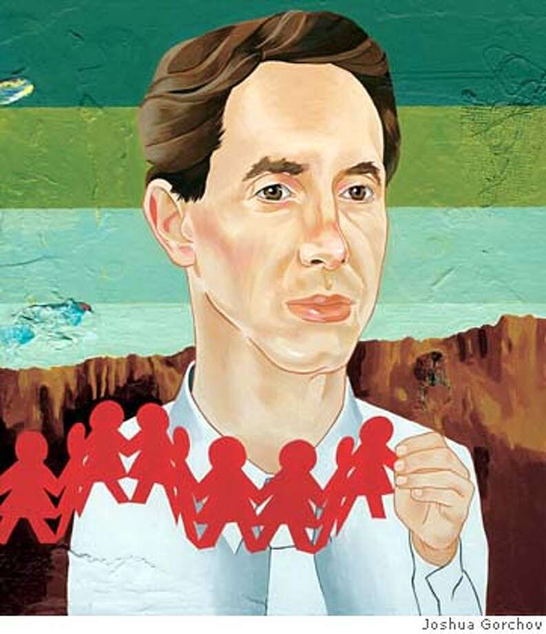 A Prophet in  Purgatory  Will throwing the book at  polygamist Warren Jeffs bust up  his sect or be a boon to it?