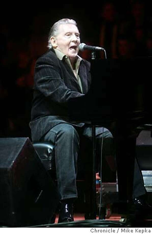 POP QUIZ: JERRY LEE LEWIS - SFGate