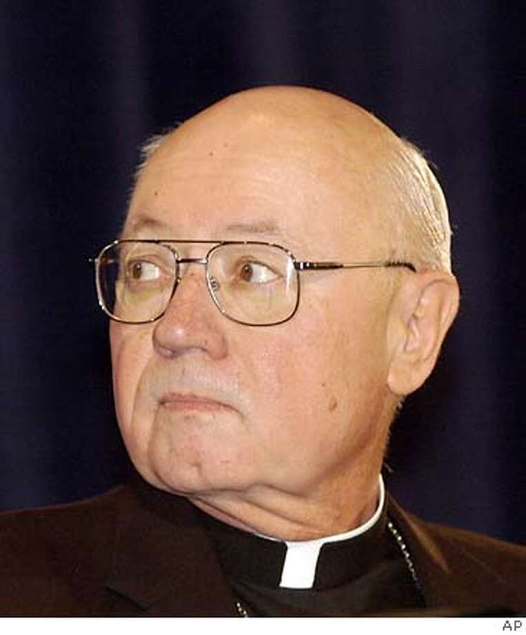 Bishop William Skylstad is president of the U.S. Conference of Catholic Bishops. Associated Press Photo