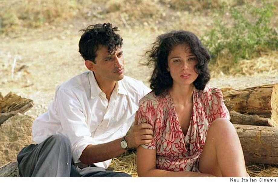 Enrico Lo Verso and Marica Coco star in Vito Zagarrio's Three Days of Anarchy playing on Closing Night of New Italian Cinema, November 12-19. Photo: New Italian Cinema
