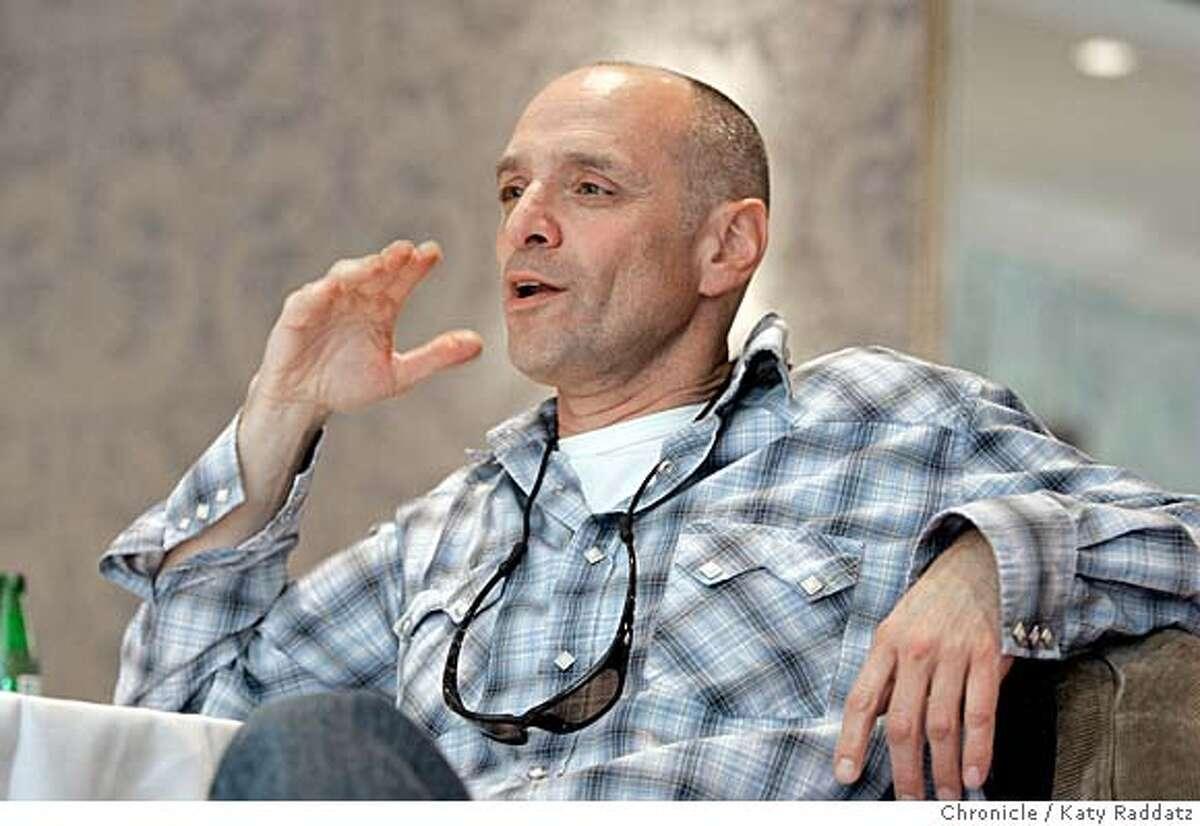 Eric Schlosser, the author of
