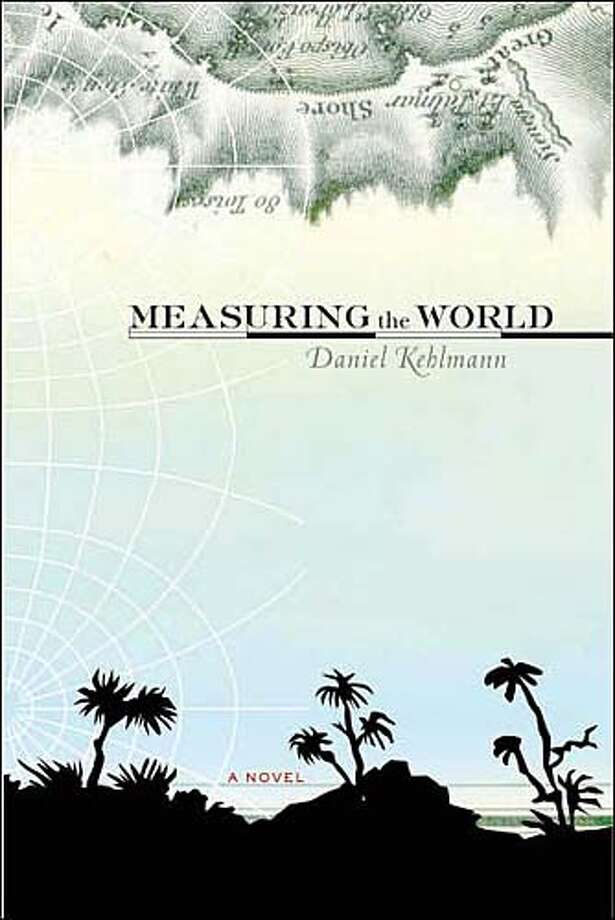 "Book cover art for, ""Measuring the World"" by Daniel Kehlmann, Carol Brown Janeway (Translator). Photo: Handout"