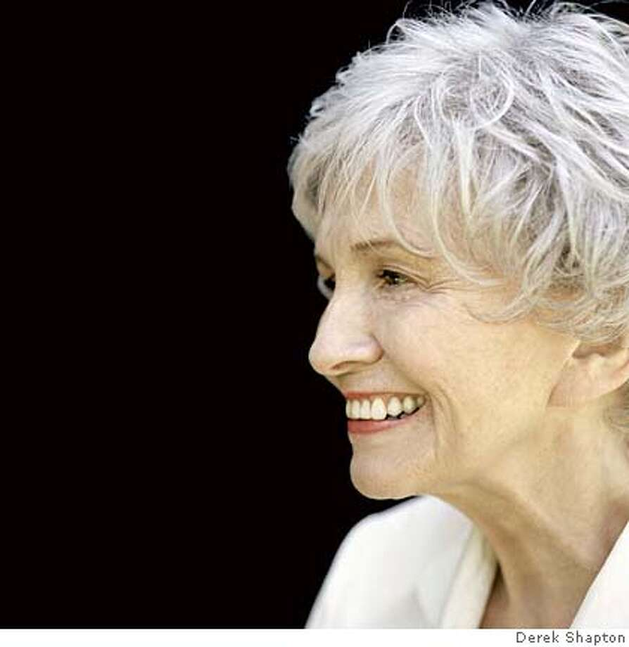 "Alice Munro, author of ""The View From Castle Rock""  FOR USE WITH BOOK REVIEW ONLY Photo: Derek Shapton"