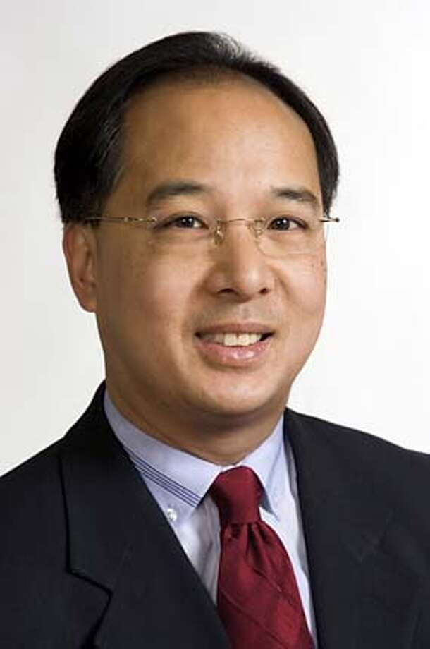 Photo of Ed Jew for SF Board of Supervisors District 4 election story. Ran on: 09-20-2006  Doug Chan  Ran on: 09-20-2006  Doug Chan  Ran on: 09-20-2006 Ran on: 09-20-2006  Doug Chan Photo: Handout