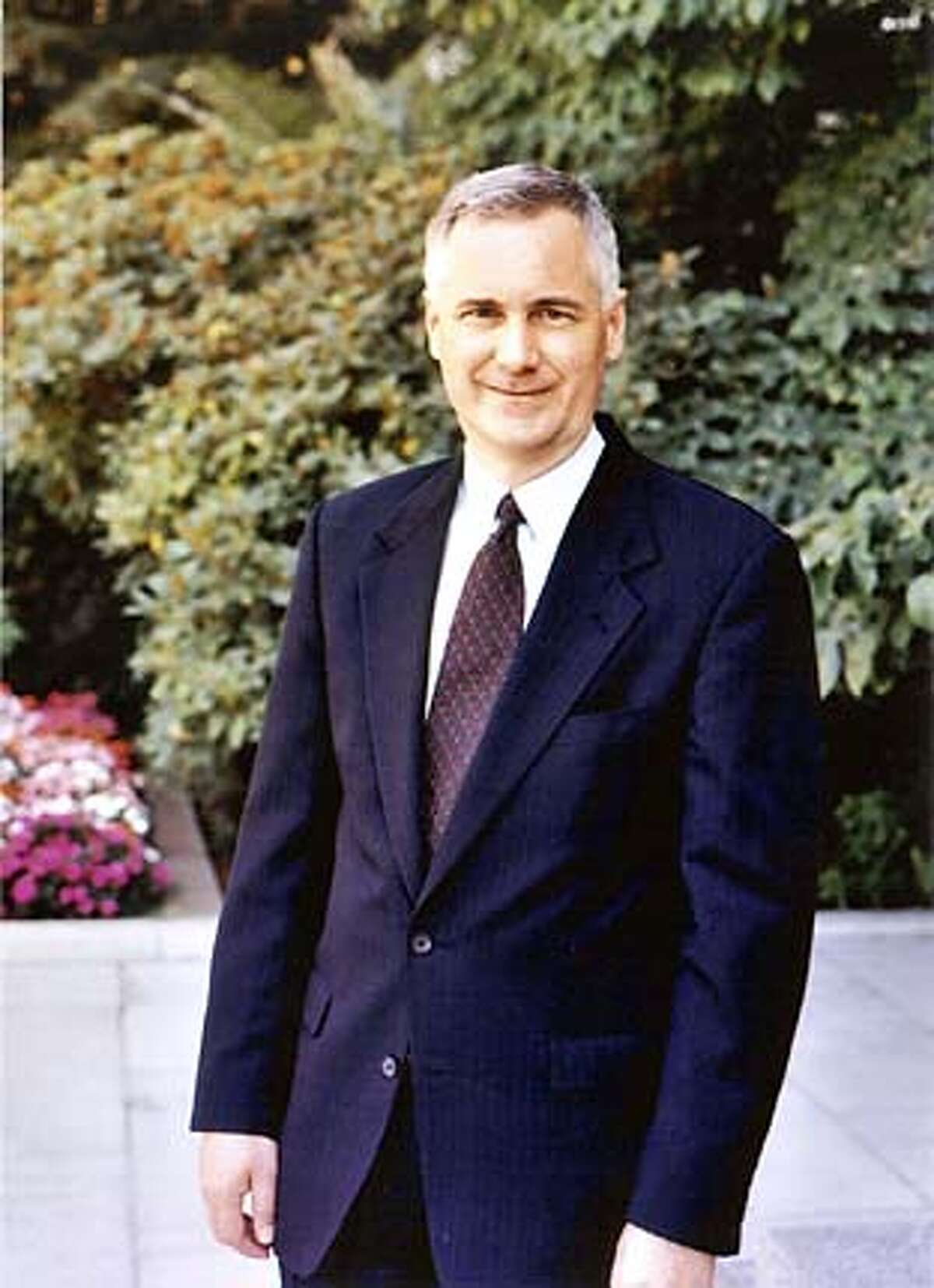 ** ADVANCE FOR USE ANYTIME ** State Sen. Tom McClintock, R-Northridge, seen in undate photo, is running unopposed for the Republican nomination for lieutenant governor in the June primary. McClintock will face the winner of the Democratic primary, either state Sen. Jackie Speier, D-Daly City, state Sen. Liz Figueroa, of Sunol, or Insurance Commissioner John Garamendi. (AP Photo/McClintock for Lieutenant Governor) ** ** Ran on: 05-26-2006 Liz Figueroa Ran on: 05-26-2006 Ran on: 05-26-2006 Liz Figueroa Ran on: 05-26-2006 Liz Figueroa Ran on: 05-28-2006 Ran on: 05-28-2006 Ran on: 06-07-2006 Jackie Speier Ran on: 06-07-2006 Jackie Speier ADVANCE FOR USE ANYTIME, UNDATED PHOTO PROVIDED BY MCCLINTOCK FOR LIEUTENANT GOVERNOR,
