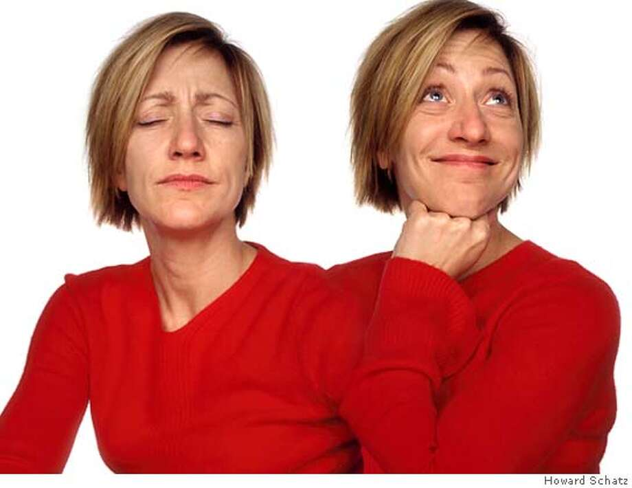 Edie Falco. Photo by Howard Schatz from his book In Character: Actors Acting. Directed and Photographed by Howard Schatz. �Howard Schatz - Beverly Ornstein 2006 Photo: Howard Schatz